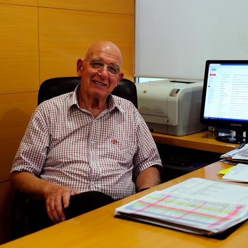 Presidente - Ángel Tirelli
